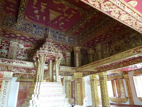 Inside Haw Pha Bang.